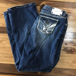 Vanity 28/33 jeans bootcut premium collection